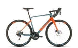 Cube Agree C62 Race Blue Grey 'n' Orange 2020
