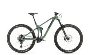 Cube Stereo 170 Race 29 Green n Sharpgreen 2020